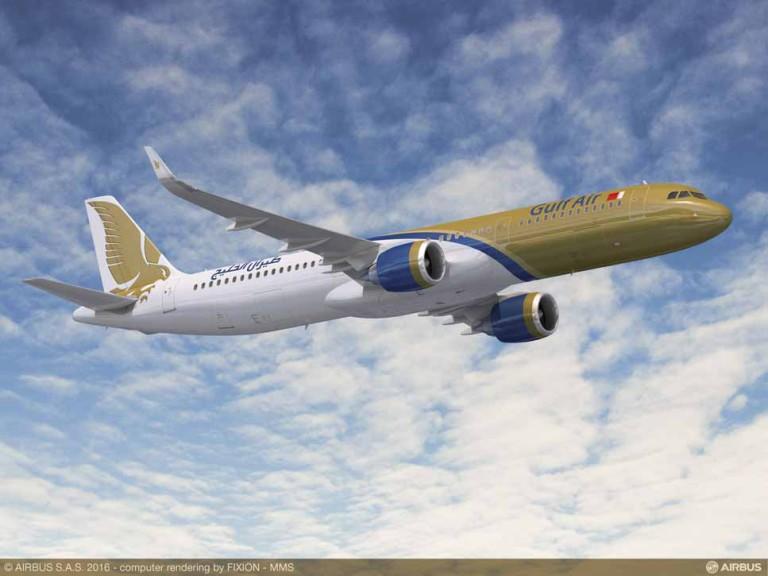Gulf Air commande 29 Airbus A320 neo