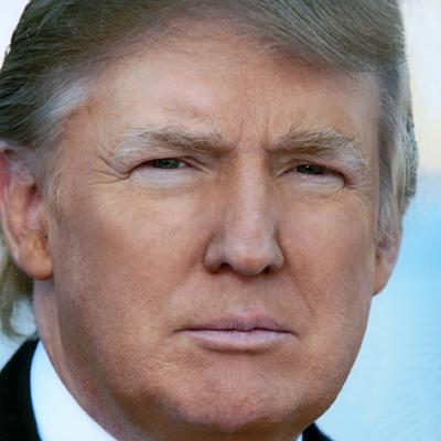Donald Trump est coutumier des dérapages depuis le début de sa campagne pour les primaires du parti Républicain Photo (c) Twitter
