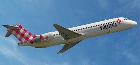 Volotea lance 2 nouvelles lignes au départ de Toulouse vers Brest et Prague