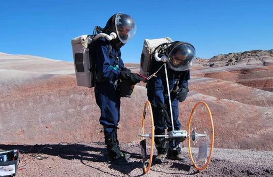 Des étudiants toulousains enfermés 15 jours pour simuler la vie sur Mars