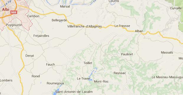 1 mort et un blessé grave dans un accident de la route dans le Tarn