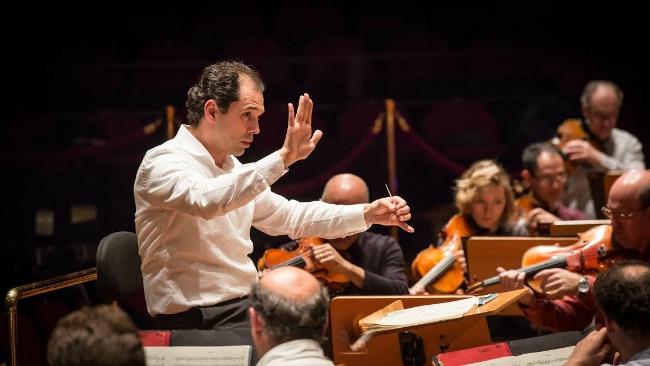 Tugan Sokhiev va diriger l'Académie de direction d'orchestre de Toulouse