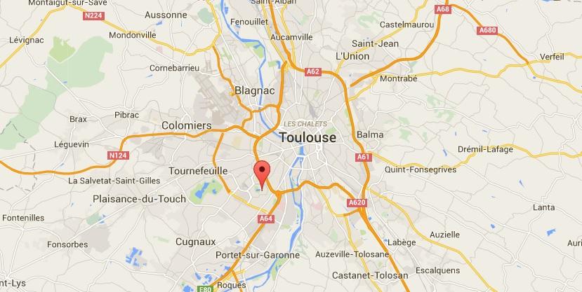 homme assassiné de plusieurs balles Reynerie Toulouse réglement compte