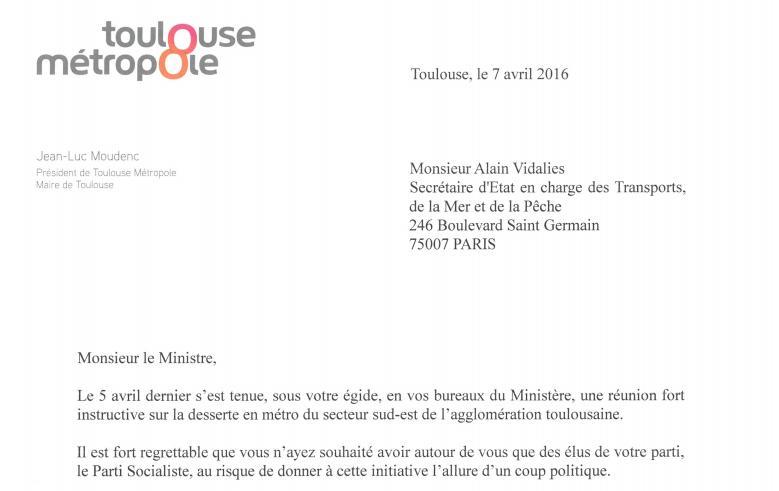 3e ligne de métro et Labège : ce que Moudenc répond au gouvernement