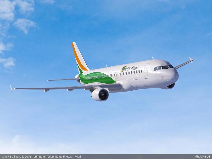 Air Côte d'Ivoire commande deux Airbus A320neo et deux A320