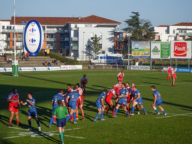 Colomiers Rugby phases finales proD2