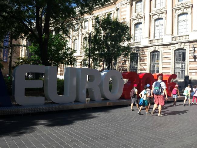 Euro 2016 Le Stadium de Toulouse sous haute surveillance