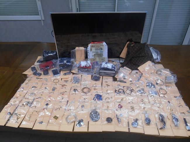 Gers. des dizaines de bijoux à restituer par les gendarmes