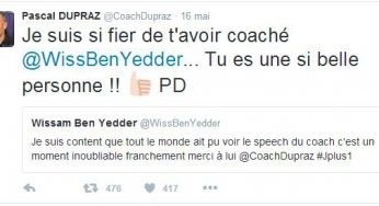 Pascal Dupraz débarque sur Twitter et enflamme le réseau social