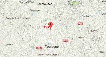 Toulouse. 1 mort et une blessé grave dans un accident de la route à Villeneuve les Bouloc