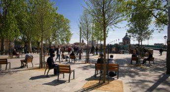 La nouvelle place Saint Pierre inaugurée samedi