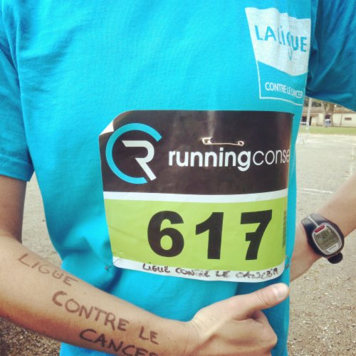 Ariège. la gendarme va courir pour récolter des fonds pour la lutte contre le cancer