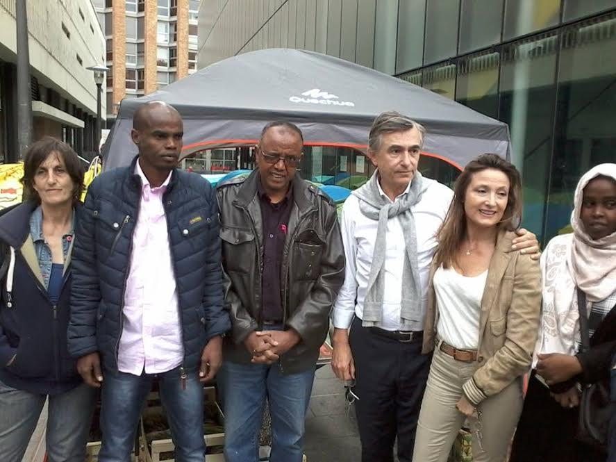 Douste Blazy soutient du DAL à Toulouse. pourquoi ce n'est pas si étonnant