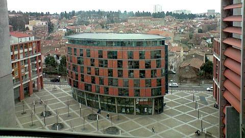Les opposants à la loi travail occupent les bâtiments Toulouse métropole
