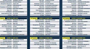 Marseille Toulouse FC pour commencer la saison 2015-2016 ligue1 de football