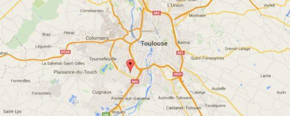 Toulouse. un policier percuté par le véhicule d'un dealer