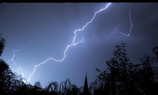 Orages et grêle annoncés sur Toulouse et la région