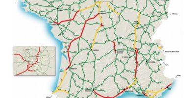Sur la route des vacances, conseils de circulation depuis Toulouse