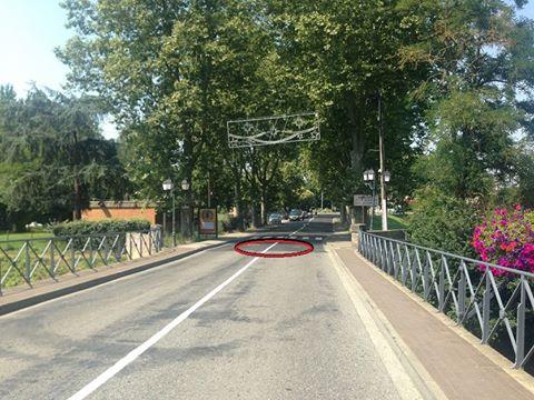 Toulouse piéton fauche par une voiture appel témoin gendarmerie