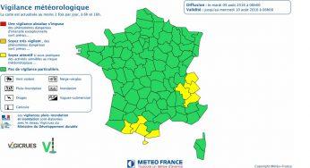 Orages. Haute Garonne, Ariège et Haute Pyrénées en alerte vigilance météo