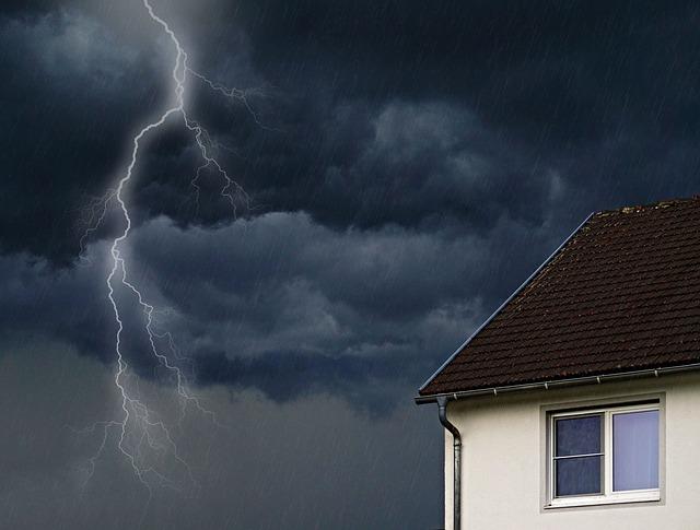 Les orages arrivent sur Toulouse. la Haute Garonne en alerte météo