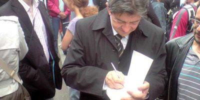 Mélenchon fait sa rentrée politique à Toulouse