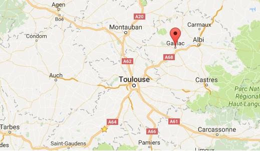Tarn. Un motard mort dans un accident de la route à Gaillac