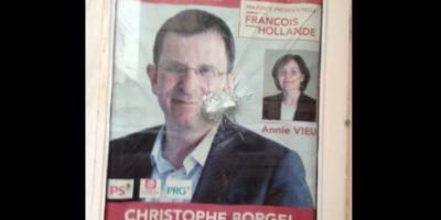 Toulouse. la permanence du député PS Borgel une nouvelle fois dégradée