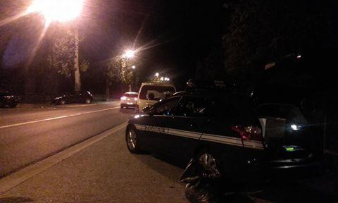 Un jeune conducteur arrêté à 100 km/h dans les rues de Plaisance du Touch