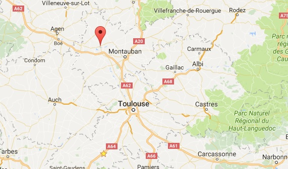 Un jeune homme mort dans un accident de la route à Moissac