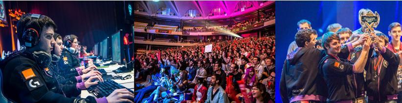 événement - Toulouse accueillera la finale de League of Legends
