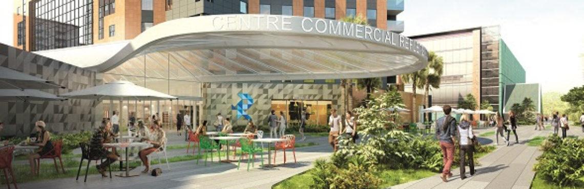 Habitat et Bricomarché vont s'installer centre commercial Compans Caffarelli