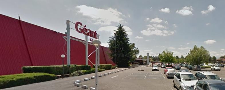 Tarbes - coup de feu sur le parking d'un centre commercial