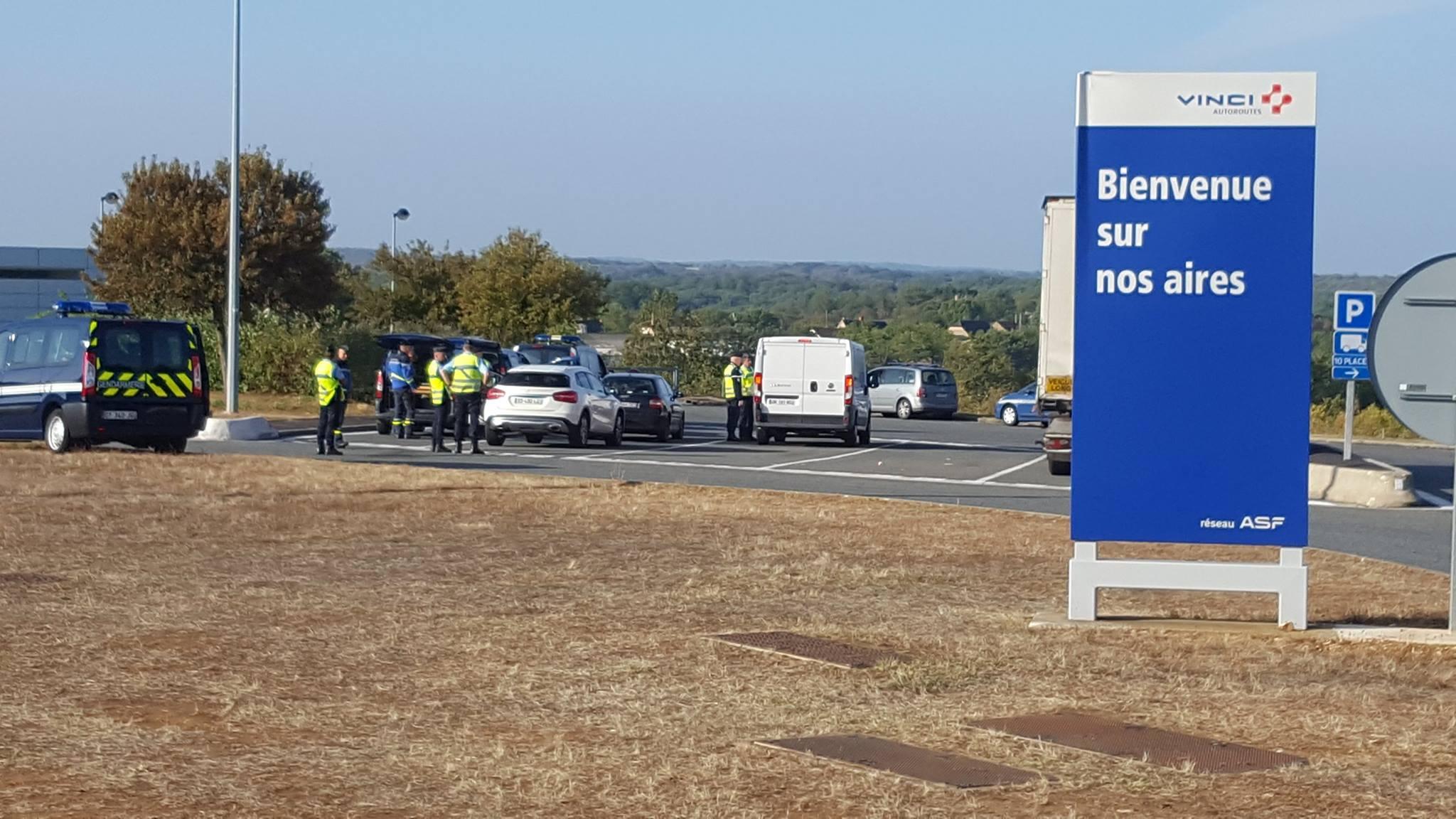 Un automobiliste contrôlé à 212 km/h sur l'A20 entre Brive et Toulouse