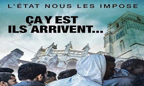 la campagne anti-migrants dans la ville de Béziers