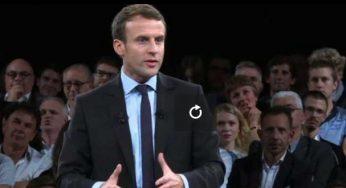 Emmanuel Macron esquisse une offre politique et tacle Juppé et Sarkozy