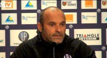 Le Toulouse FC joue à Angers. la madeleine de Proust pour Dupraz