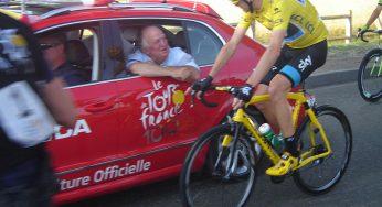 Tour de France 2017. Blagnac, Foix, Saint Girons et Peyragudes villes étapes