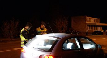 un conducteur arrêté à 140 km/h dans les rues de Quint Fonsegrives