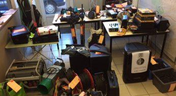 Des voleurs multi récidivistes arrêtés au nord de Toulouse