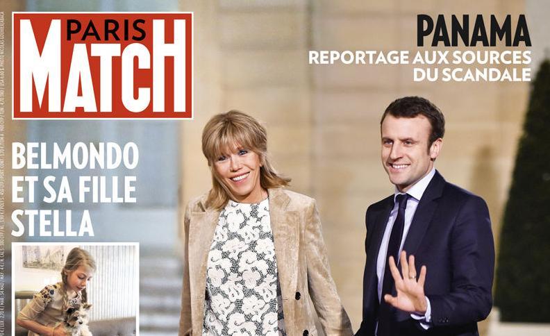 Emmanuel Macron officiellement candidat à l'élection présidentielle de 2017