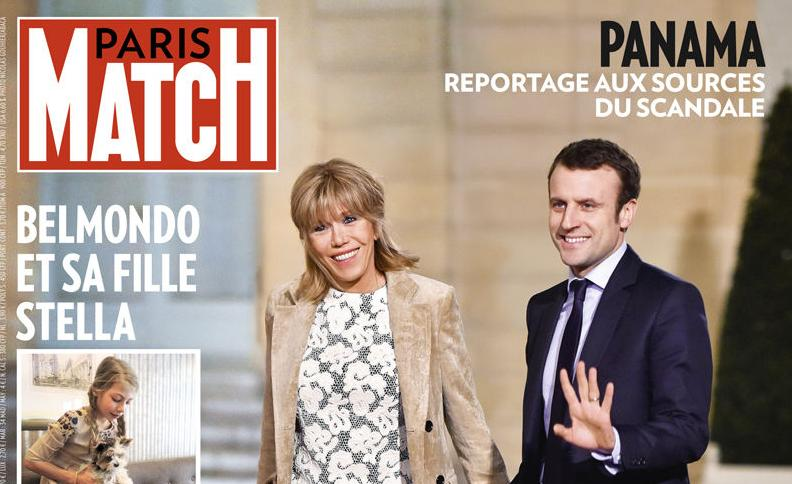 L'ancien ministre Emmanuel Macron candidat à la présidentielle — France