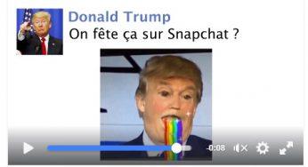 La parodie des Premières Mesures du président Trump, mega buzz