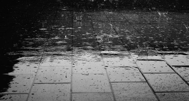 Météo Toulouse. grisaille, pluies et 12 degrés mardi après midi