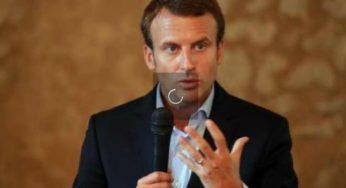 Macron proche d'une candidature à la présidentielle de 2017
