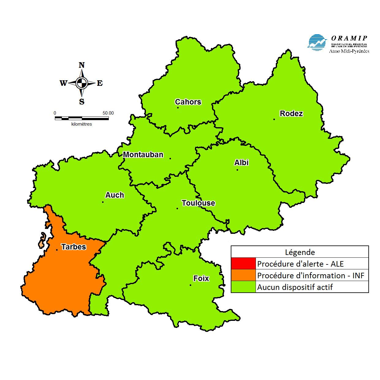 Pollution aux particules fines à Tarbes et dans les Hautes Pyrénées