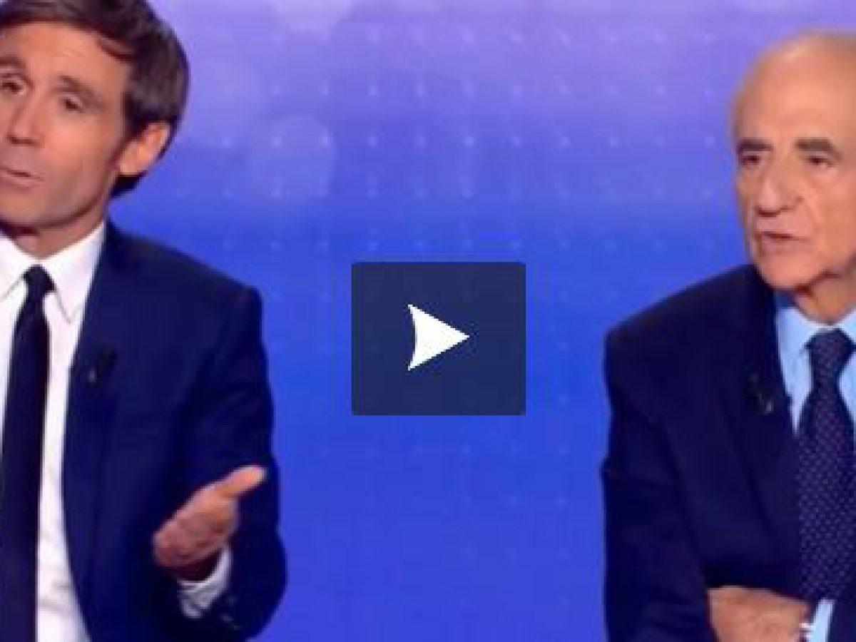 Pujadas Elkabbach Vs Fillon Le Maire Ou Sarkozy Rapport De Force Politiques Journalistes