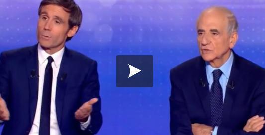 Pujadas-Elkabbach vs Fillon, Le Maire ou Sarkozy, rapport de force politiques journalistes