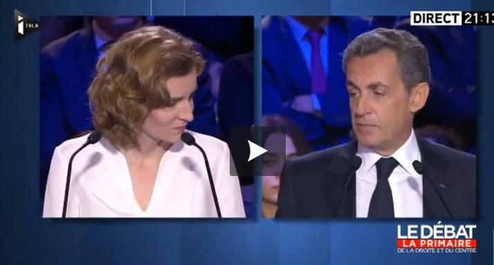Primaire de droite : Fillon gagne quelques points après le deuxième débat