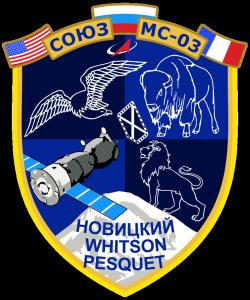 soyuz-ms-03-mission-patch-thomas-pesquet